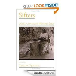 Sifters Native American Womens Lives (Viewpoints on American Culture