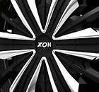 xon luna k606 matte black wheel center cap 24 26 location lansing mi