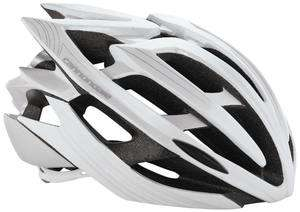 Teramo Bicycle Bike Helmet   L/XL   Gloss White + Silver   2HE02L/WTS
