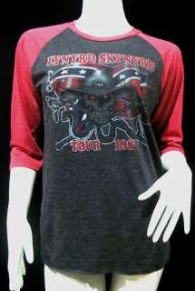 LYNYRD SKYNYRD U.S.Tour87 Vintage Retro T Shirt Lady M