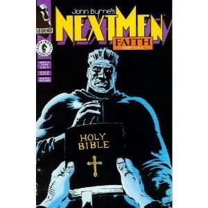 com John Byrnes Next Men #20 (Faith, Part 2 of 4) John Byrne Books