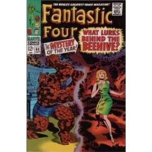 Fantastic Four Vol. 1 No. 66 (1994 Stridex Reprint) John Byrne Books