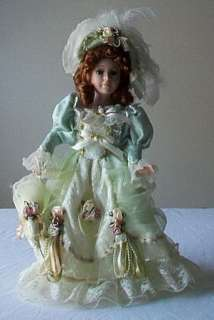 Cathay Collection Southern Belle LE Bisque Doll 18
