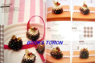 Beads Motif   53 items/Japanese Beads Craft Pattern Book/346