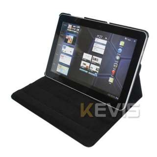 360° Rotating Leather Cover Case Stand Samsung Galaxy Tab 10.1
