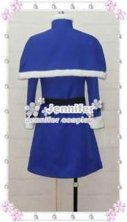Fairy Tail Juvia Lockser cosplay costume any sizes J
