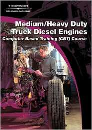 Medium/Heavy Duty Truck Diesel Engines CBT, (1418019534), Cengage