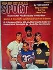 1970 SPORT HEROES MAGAZINE WINTER ISSUE