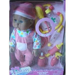 African American Baby Doll wih Medical Se oys & Games
