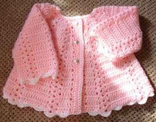 Free Crochet Pattern - Beginner Baby Set from the Baby