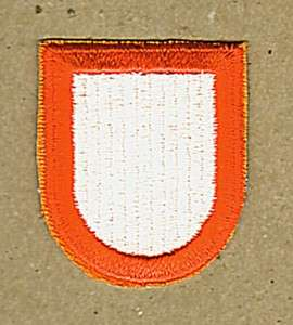501st SIGNAL BATTALION 101st AIRBORNE BERET FLASH PATCH