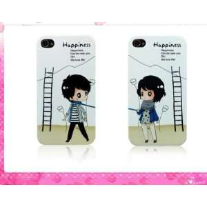 Worldshopping 2pcs Romantic Sweet Lovers Love Theme Hard