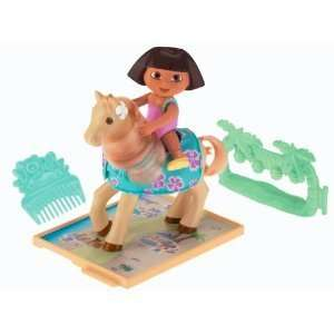 DORA the Explorer & LICKETY SPLIT HORSE NEW