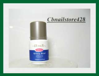 IBD Shine Ultra Seal CLEAR 0.5oz NEW