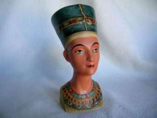 GOEBEL QUEEN NEFERTITI OF EGYPT EGYPTIAN FIGURINE #FX135/1