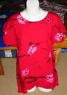 Chinese China Tie Dye Blue Women Clothes Shirt Skirt Lot Wholesale
