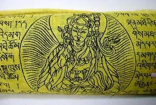 tibetan prayer flags padmasambhava tantric master guur rinpoche