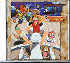 ONE PIECE MUSIC & BEST SONG COLLECTION CD