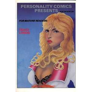 Personality Comics Presents #2 (Traci Lords): Adam Post