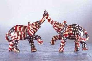 Flag REPUBLICAN VICTORY Elephants Statues Flag new
