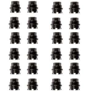 Wheel Lug Nut Covers # 12472839   NEW (24 piece)