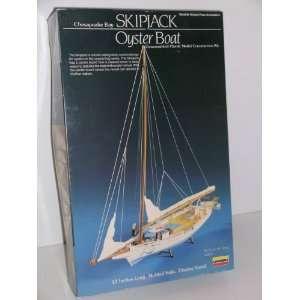 Lindberg Chesapeake Bay Skipjack Oyster Boat  Plastic