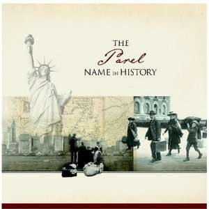 The Parel Name in History: Ancestry Books