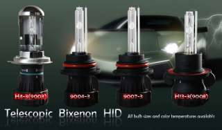 55W/50W Bi Xenon HID CONVERSION KIT H13 H4 9004 9007