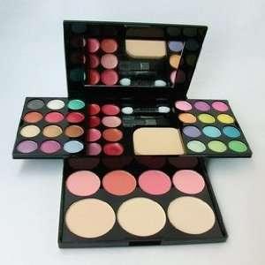 Fashion Make up Product, 24 Color Eye Shadow,8 color Lip Gloss,4 Color