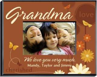MOTHERs DAY PICTURE PHOTO FRAME Personalized Gift 4x6