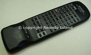 Kenwood RC A3 Mini System Remote Control FAST $4 SHIPPING