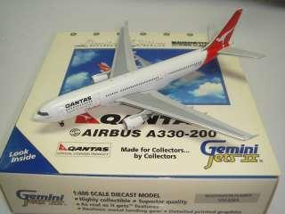 Gemini Jets Qantas Airways A330 200 Cityflyer
