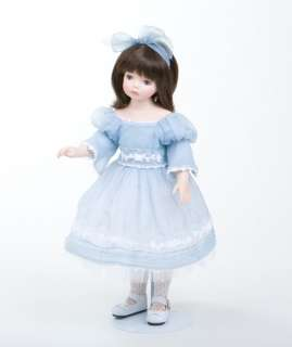 Marie Osmond ALYSSA BLUE Classic 16 Porcelain Doll NEW