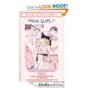 PINK SLIPS I (TV FICTION CLASSICS) Sandy Thomas  Kindle