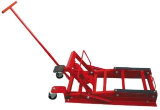 Heavy Hydraulic Workshop lift for Harley Davidson Style Motorcycles