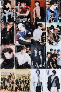 SJ Super Junior Korean Band Sticker S1
