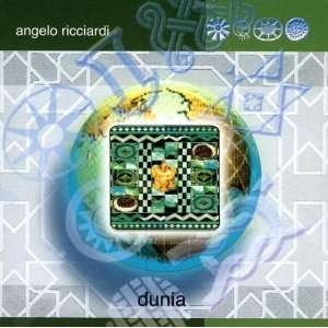 Dunia [Audio CD] Ricciardi, Angelo: Music