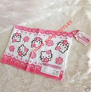 Sanrio Hello Kitty Washroom Hand Towel Handtowel C48