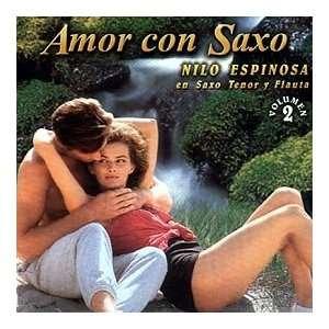 Amor Con Saxo 2 Nilo Espinosa Music