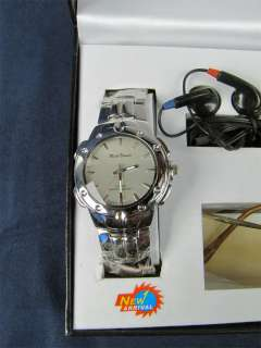 Mark Naimer mens watch (appears to be new and unused, original
