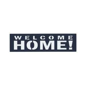 Welcome Home Laser Cut Insignia : Arts, Crafts & Sewing