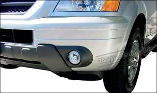2003 2004 Genuine OEM Honda Pilot Fog Light Kit Set for Model without