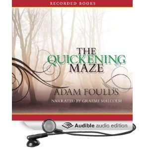 Maze (Audible Audio Edition) Adam Foulds, Graeme Malcolm Books
