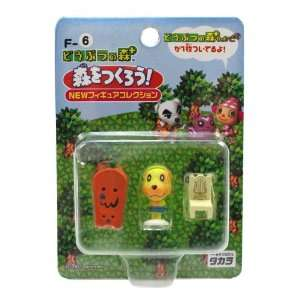 Halloween Animal Crossing Figure w/ Accessory Set F 6