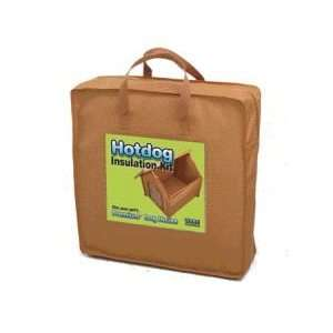 Premium+ A Frame Hotdog Dog House Insulation Kit   Small: Pet Supplies
