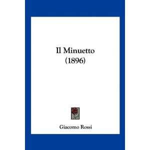 (1896) (Italian Edition) (9781161204971) Giacomo Rossi Books