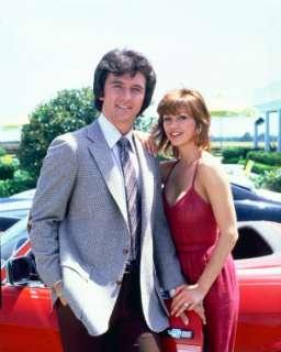 as Bobby Ewing and Victoria Principal as Pamela Barnes Ewing in Dallas