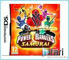 Power Rangers Samurai Game Nintendo DS BRAND NEW FREE UK Delivery