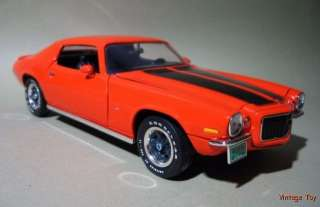 1970 1/2 Chevrolet Camaro Z28   118 ERTL American Muscle diecast