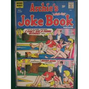 Archies Joke Book Comic (Cool Message, 177) John Goldwater Books
